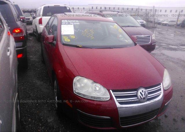 Inventory #244158858 2007 Volkswagen JETTA