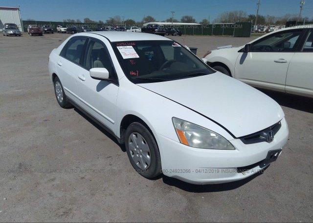 2004 Honda Accord For Sale >> 1hgcm56384a135793 Clear White Honda Accord At Park City Ks