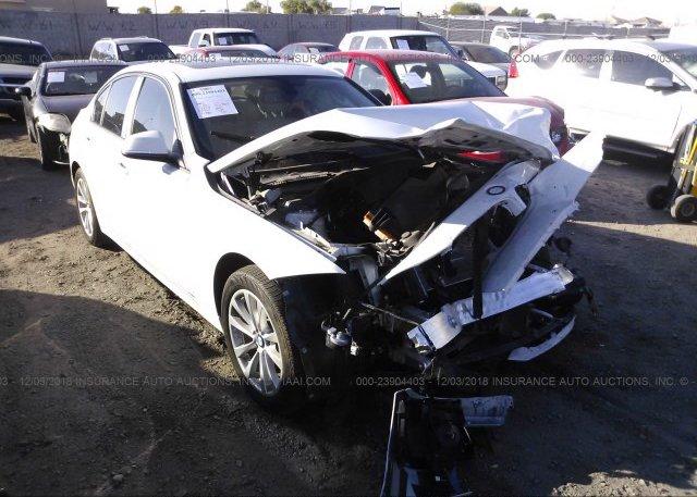 Inventory #878255096 2017 BMW 320