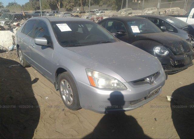 Inventory #878435079 2005 Honda ACCORD