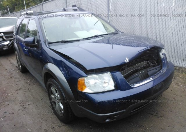 Inventory #635656598 2006 FORD FREESTYLE