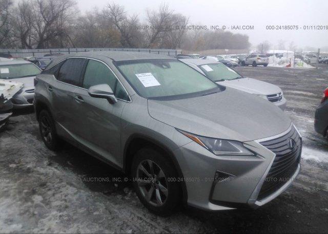 Inventory #354160545 2017 Lexus RX