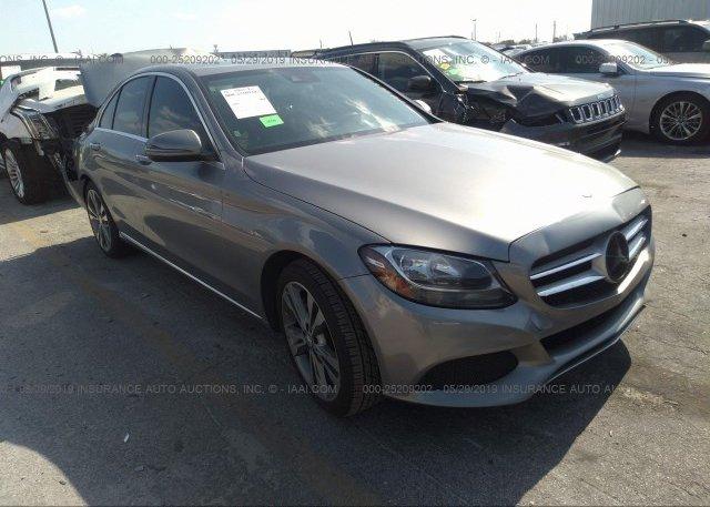 Inventory #319471562 2016 Mercedes-benz C