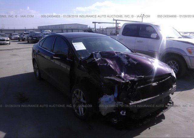 Inventory #756225253 2013 FORD FUSION