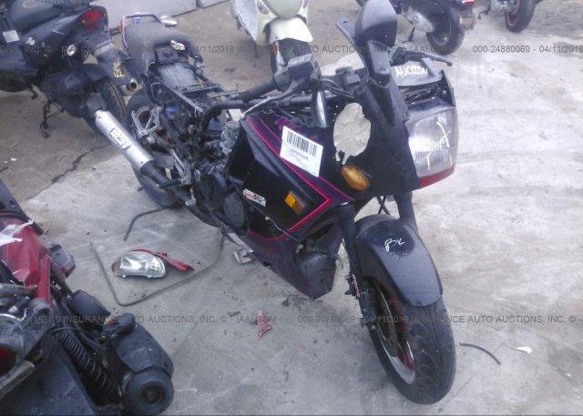 Inventory #393489993 1991 Kawasaki ZX600