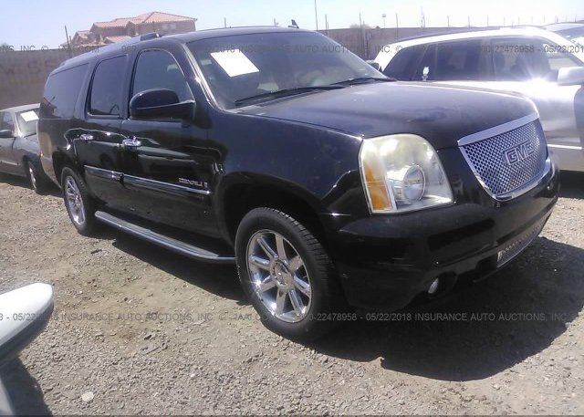 Inventory #744237256 2007 GMC YUKON XL
