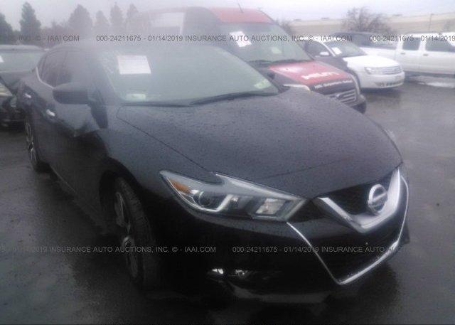 Inventory #211168684 2017 Nissan MAXIMA
