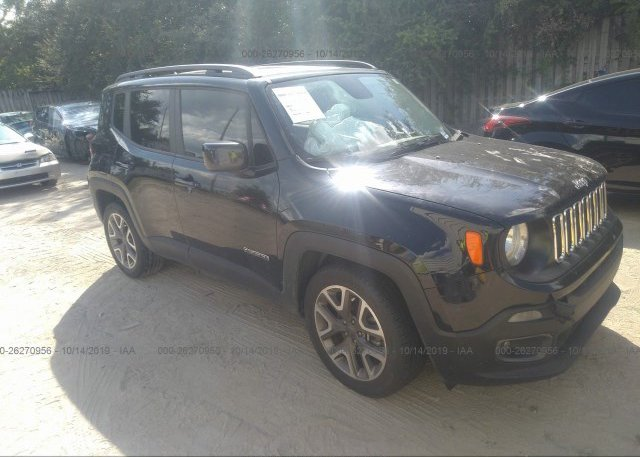 Inventory #702098187 2017 JEEP RENEGADE