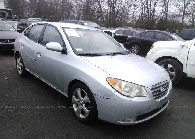 Inventory #396578610 2007 Hyundai ELANTRA