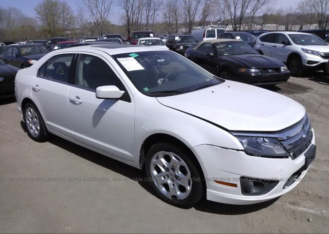 Inventory #377814196 2010 FORD FUSION