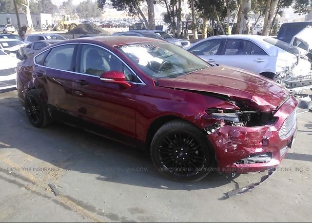 Inventory #631177183 2014 FORD FUSION