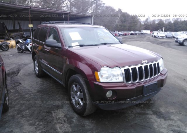 Inventory #205042592 2007 JEEP GRAND CHEROKEE