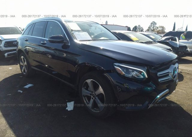 Inventory #512984304 2019 MERCEDES-BENZ GLC