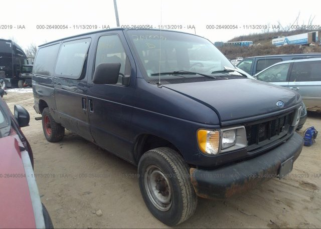 Inventory #844140259 1995 FORD ECONOLINE