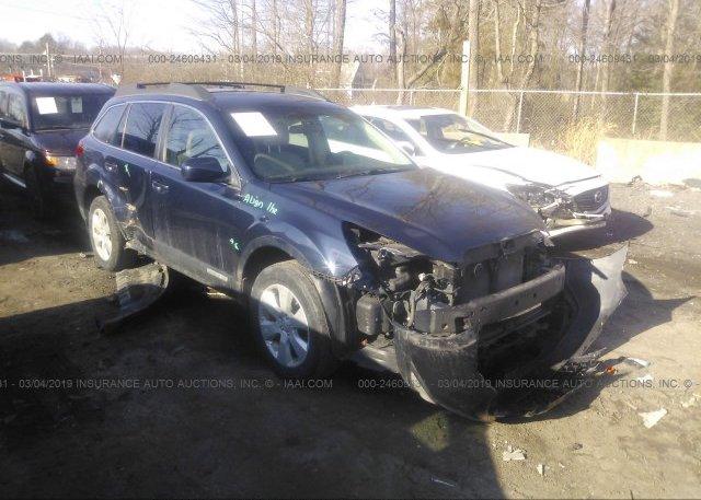 Inventory #414507998 2012 Subaru OUTBACK