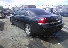 2007 Chevrolet IMPALA - 2G1WT55N579389312 [Angle] View