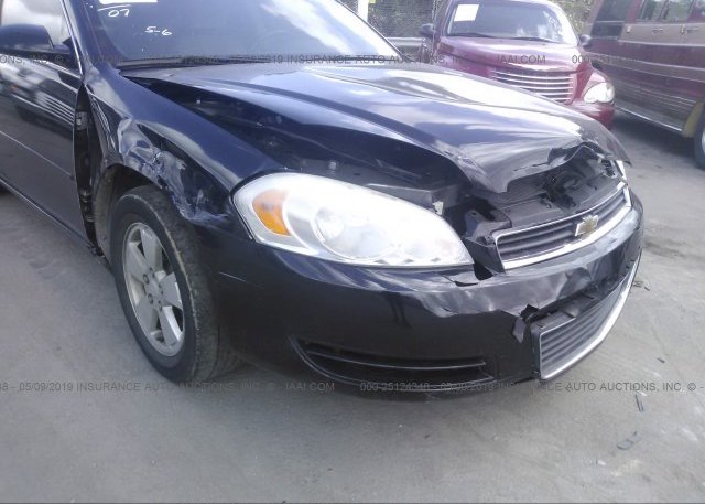 2007 Chevrolet IMPALA - 2G1WT55N579389312
