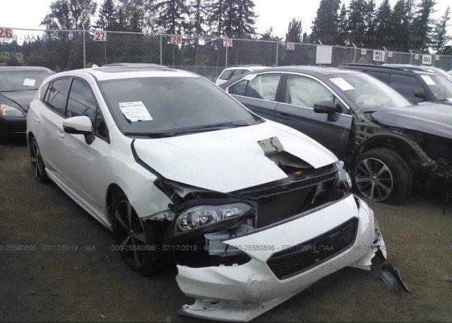 Inventory #189686458 2017 Subaru IMPREZA