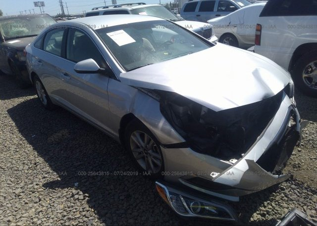 Inventory #254788300 2016 Hyundai SONATA