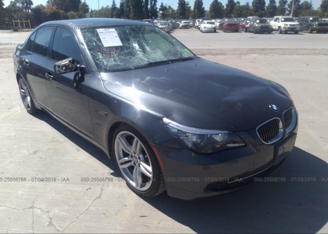 Inventory #998115843 2009 BMW 535