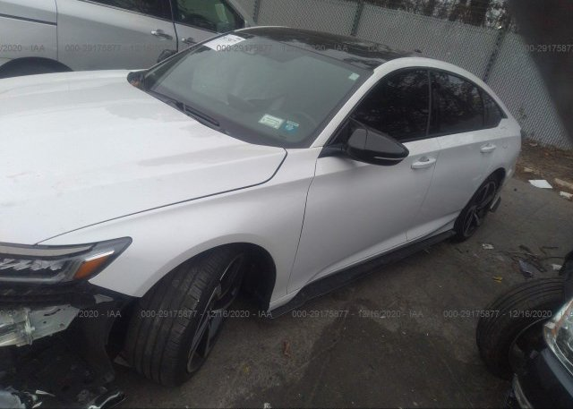 из сша 2020 HONDA ACCORD SEDAN 1HGCV2F30LA016372