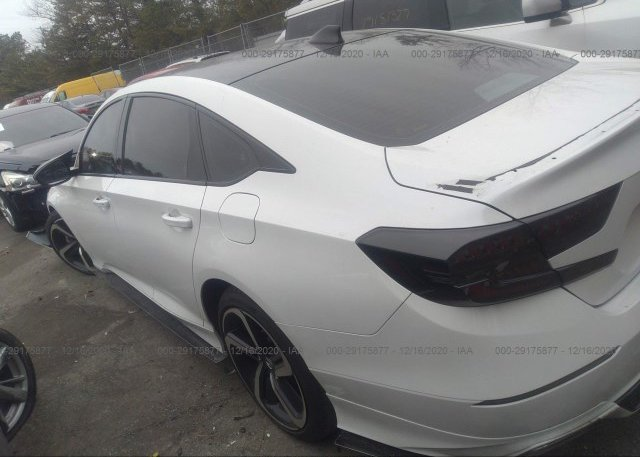 купить 2020 HONDA ACCORD SEDAN 1HGCV2F30LA016372