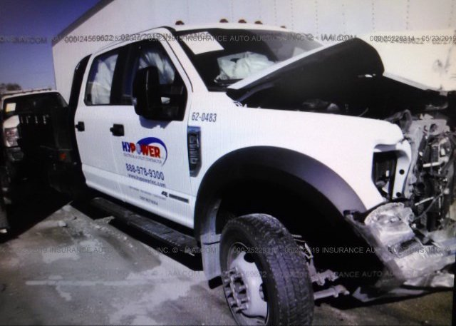 Inventory #838147227 2018 FORD F550
