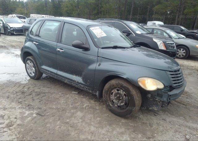 Inventory #147210072 2006 Chrysler PT CRUISER