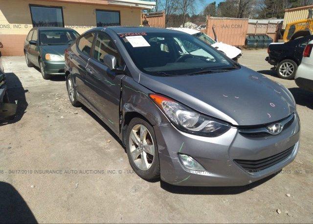 Inventory #417145236 2013 Hyundai ELANTRA