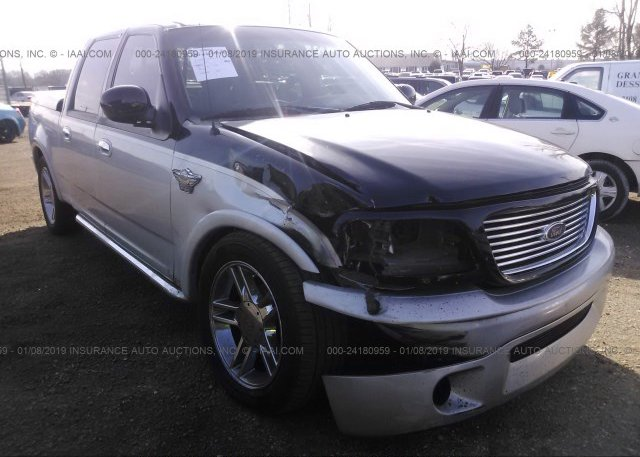 Inventory #656963685 2003 FORD F150