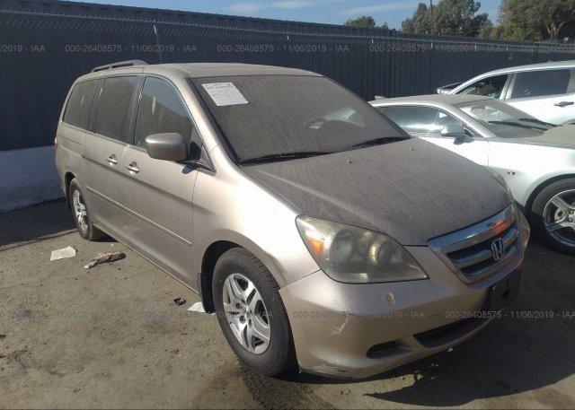 Inventory #922464938 2006 Honda ODYSSEY