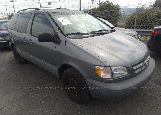 Inventory #624084090 1998 Toyota SIENNA