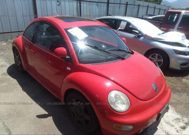 Inventory #931708185 2000 Volkswagen NEW BEETLE