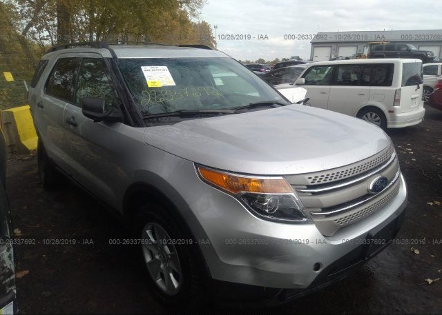 Inventory #715822173 2014 FORD EXPLORER
