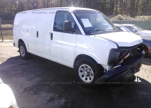 Inventory #112098576 2012 Chevrolet EXPRESS G1500