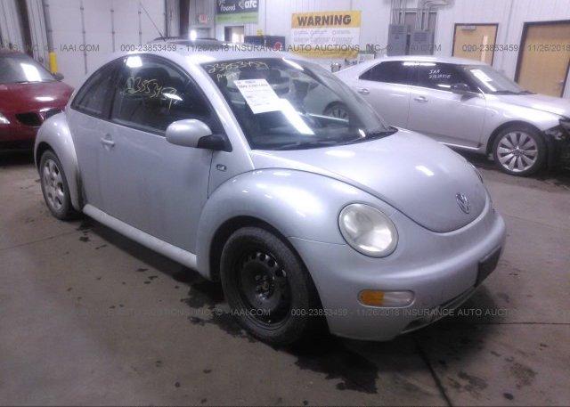 Inventory #811403155 2002 Volkswagen NEW BEETLE