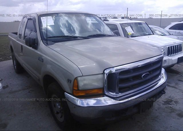 Inventory #762782871 2001 FORD F250
