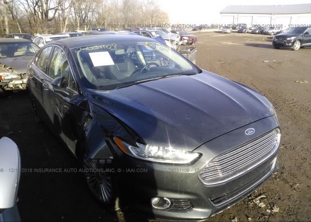 Inventory #797581194 2015 FORD FUSION
