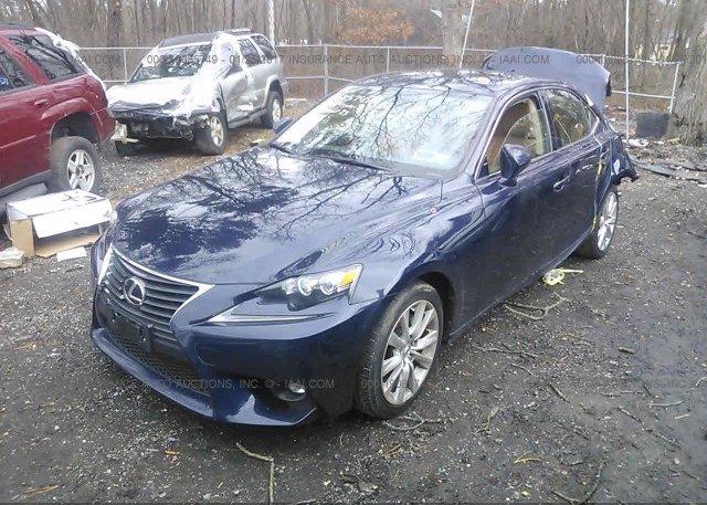из сша 2015 Lexus IS 250 JTHCF1D28F5025011