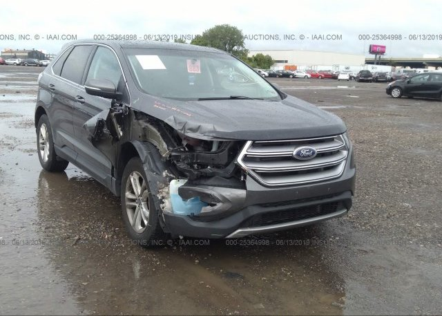 Inventory #445157611 2015 FORD EDGE
