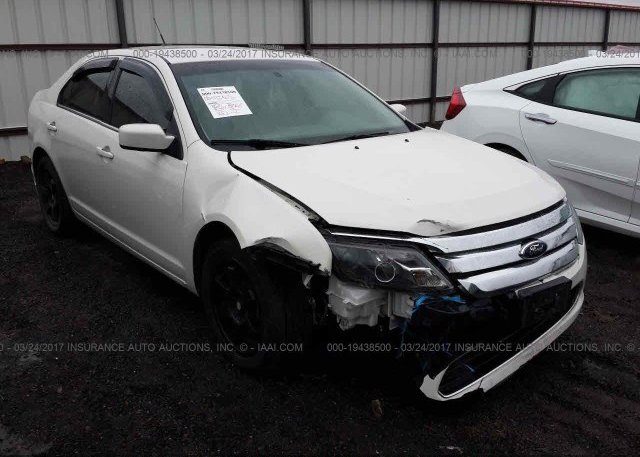 Inventory #233351788 2012 FORD FUSION
