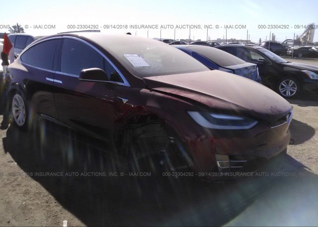 Inventory #218431952 2016 Tesla MODEL X