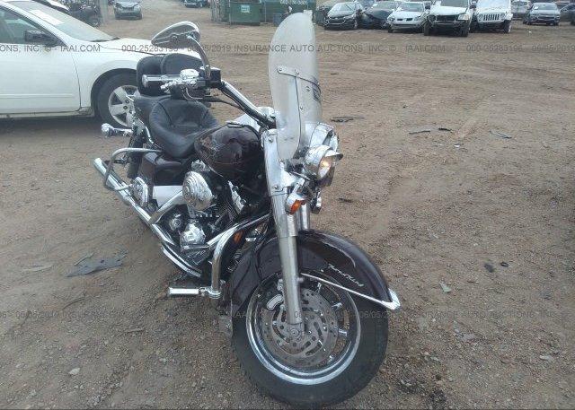 Inventory #178041059 2005 Harley-davidson FLHR