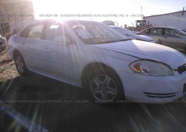 Inventory #236683781 2010 Chevrolet IMPALA