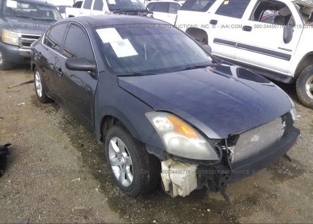 Inventory #752836273 2007 Nissan ALTIMA