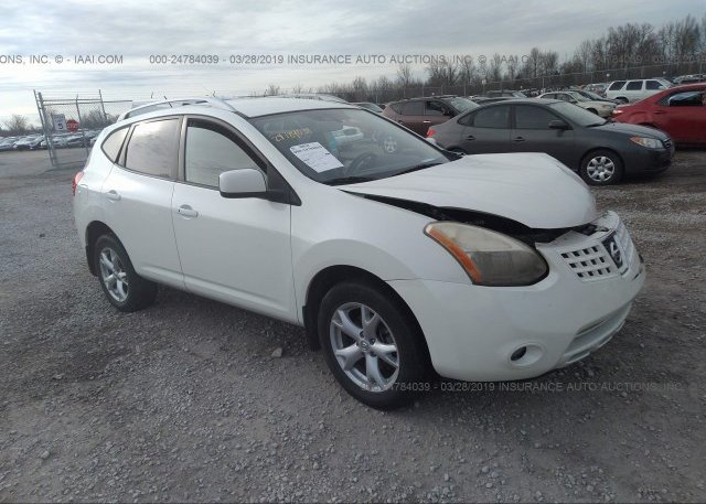 Inventory #639102678 2009 Nissan ROGUE