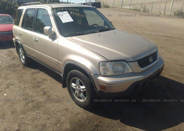 Inventory #322111215 2001 Honda CR-V