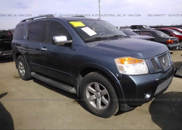 Inventory #548234378 2012 Nissan ARMADA