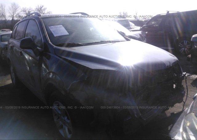 Inventory #327005737 2014 Chevrolet CAPTIVA