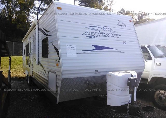Inventory #657815136 2010 JAYCO OTHER